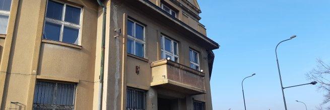 3D skenování a výkresová dokumentace historického domu v Kouřimi